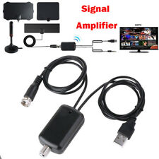 AU Digital HDTV Signal Amplifier Booster Cable TV Channel 25db Fox Antenna hot
