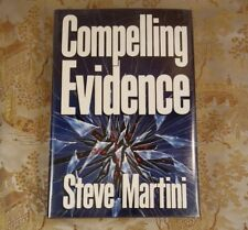 Compelling Evidence by Steve Martini First Edition. 1992