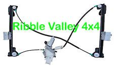 LAND ROVER FREELANDER TAILGATE REAR BACK WINDOW REGULATOR & MOTOR CVH101150 NEW