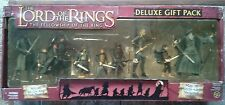 LOTR Fellowship of the Ring Deluxe Gift Pack Toybiz EXCELLENT