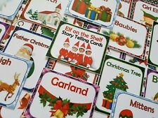 Elf on the Shelf Contes Cartes Noël Accessoires Childrens Story Writing Jouet