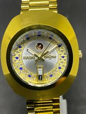 RADO DIASTAR DAY DATE SEALED AUTOMATIC MENS EXCELLENT WRIST WATCH.