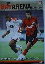 Programm UEFA Cup 2006/07 Bayer Leverkusen - FC Sion