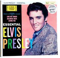 NM/NM ELVIS PRESLEY Essential Vol 1 GATEFOLD VINYL LP RCA 1986 23 Track Pl89979
