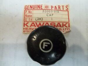 Kawasaki NOS NEW 52003-018 Oil Tank Cap F6 F7 G4 KV G4TR KV100 1970-76