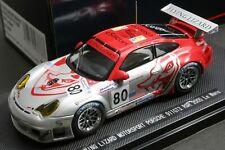 PORSCHE 911 GT3 RSR FLYNHG LIZARD  Le Mans 2005 EBBRO 1/43 -