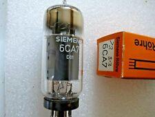 6CA7 Siemens EL34 new old stock Valve Tube 1pc J19