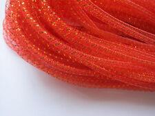 10Y Poly Mesh Tube Tubing Deco Poly Flex Ribbon (4mm)-U PICK HW004