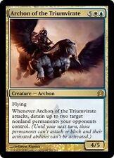 MTG Magic RTR - Archon of the Triumvirate/Archonte Triumvirat, English/VO