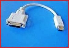 MicroConnect Mini DVI 32pin - 15Pin VGA Cavo Adattatore 20cm maschio-femmina / NUOVO