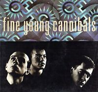 Fine Young Cannibals Vinyl LP I.R.S. Records 1985, IRS-5683, Self-titled ~ NM- !