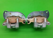 Rear Left And Right Brake Calipers YAMAHA Grizzly 550 YFM550 With Pads 2009-2014