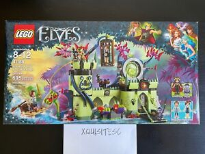 NEW LEGO Elves 41188 Breakout From The Goblin King's Fortress 695pc RETIRED NISB
