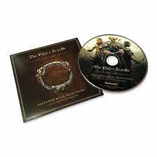 Elder Scrolls Online - Featured Music Selections soundtrack CD - Skyrim - NEW