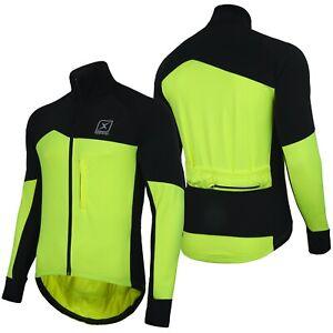 Cycling Jackets Soft Shell Winter Thermal Fleece Windproof Long Sleeve Bike Coat