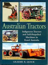 Australian Tractors Indigenous Tractors and Self-Propelled Machines