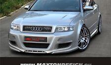 "Audi A4 B6 2000 -> 2004 Paraurti Anteriore Tuning ""Take"" vetroresina maxton"