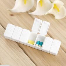 7giorni pillola Portapillole Contenitore di Stoccaggio Medicine Organizer Ca PK