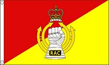 British Army Royal Armoured Corps 5'x3' Flag