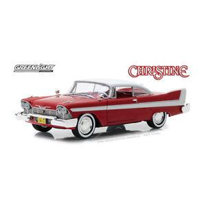 1:24 Greenlight - Christine (1983) - 1958 Plymouth Fury