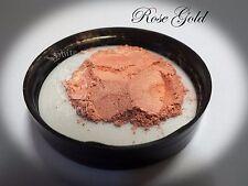 Rose Gold Pearl Powder Pigment paint plastidip nail art mica 25g