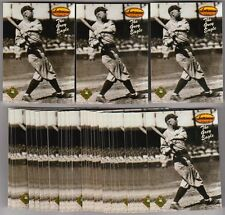 Lot of 40 1993 Ted Williams Company TRIS SPEAKER #128 Cards