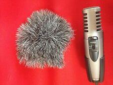 windcut windscreen windshield fts Sony ECM-MS907 ecm ms907 stereo microphone