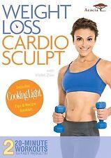Weight Loss Cardio Sculpt (DVD, 2009)250