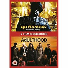 Notorious & Adulthood (DVD) New & Sealed