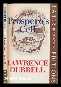 Prospero's cell by Lawrence Durrell - Faber & Faber Paper Editions
