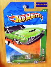 Hot Wheels SUPER T-Hunt '63 Thunderbird [+ FREE Regular Hunt T-Bird] - New/Rare