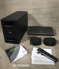 BOSE LIFESTYLE 2.1 HDMI 235 HOME CINEMA ENTERTAINMENT SYSTEM ORIGINAL RRP £2450