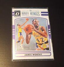 2016-17 OPTIC HALL KINGS #23 JAMES WORTHY LAKERS