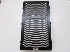 Triumph Thunderbird 1600 / 1700 Black Radiator Guard Stainless Steel T019PCB