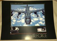 """B52H Loaded With ALCMs USAF Photo Print Air Force 23"""" x 17"""" USA Military Poster"""