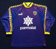 95-97 Parma Puma training shirt Made In Italy Supreme Vintage ⚽🇮🇹🇮🇹 XXL rare