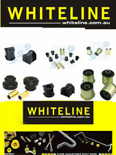 WHITELINE R Camber toe correction control arm bush fit VT VX VU VY VZ