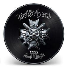 MOTORHEAD BAD MAGIC VINILE LP PICTURE DISC NUOVO !!