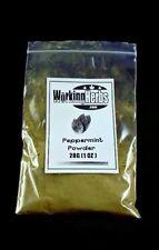 Peppermint Leaf Powder (Mentha Piperita) 1 OZ bag Free Shipping