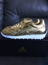 PUMA KING AVANTI TROPHY GOLD CLASSIC SNEAKERS SIZE 11 ( 366619 01 )