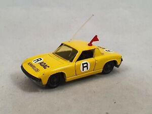 Siku V 312 VW Porsche 914 / 6 ADAC Rennpolizei 1:55