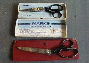 Vintage Marks & Wiss pinking shears