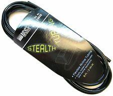 LM Lees Stealth Tubing - Black