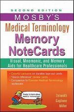 Mosby's Medical Terminology Memory NoteCards, 2e by Zerwekh MSN  EdD  RN, JoAnn