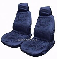 UNIVERSAL CAR/VAN Water Resistant SEAT COVERS NYLON PAIR