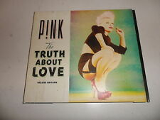 Cd    P!nk  ‎– The Truth About Love