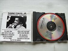 Sammy Davis Jr. ‎– Greatest Songs  1990