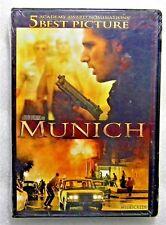 Brand New Gift Ready Munich Widescreen Dvd Steven Spielberg 5 Oscar Nomiations