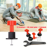 Reusable Anti-Lippage Tile Leveling Positioning System T-lock SALE US