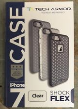Tech Armor Apple IPhone 7 FlexProtect Case Perfect Fit, Flexible Shock